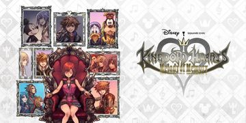 Test Kingdom Hearts Melody of Memory