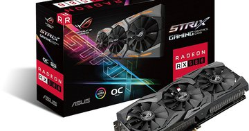Test Asus ROG Strix RX 580