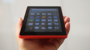 Test Amazon Fire 7