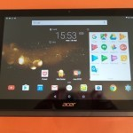 Test Acer Iconia Tab 10