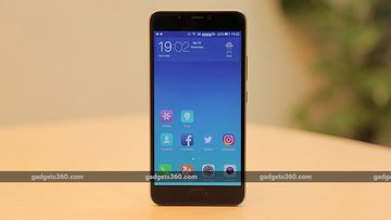 Test Gionee A1