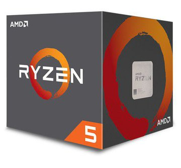 Test AMD Ryzen 5 1600X