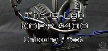 Test G-Lab Korp 400