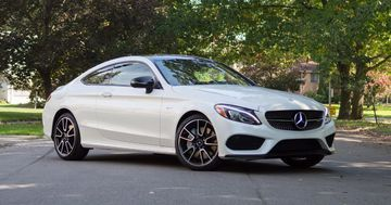 Test Mercedes Benz C-Class Coupe