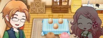 Test Story of Seasons Friends of Mineral Town