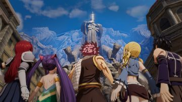 Test Fairy Tail