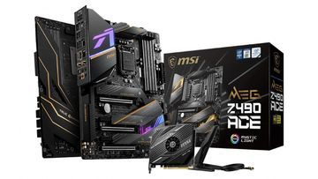 Test MSI MEG Z490