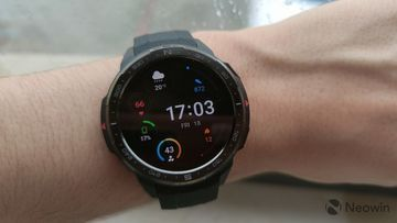 Test Honor Watch GS Pro