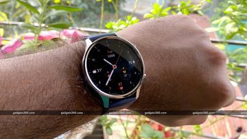 Test Xiaomi Mi Watch Revolve