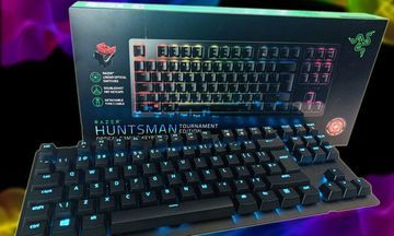 Test Razer Huntsman TKL