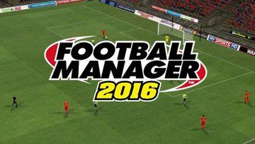 Test Football Manager 2016