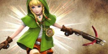 Test Hyrule Warriors Legends