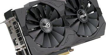 Test Asus Strix Radeon RX 570