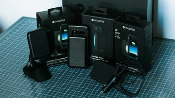 Test Mophie Charge Force