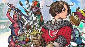 Test Dragon Quest XI