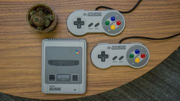 Test Nintendo Super Nintendo Classic Mini