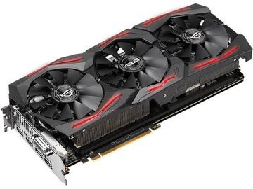 Test Asus RX Vega 56 Strix