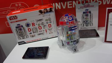 Test Star Wars Droid Inventor Kit