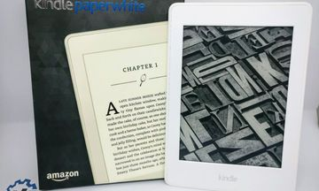 Test Amazon Kindle Paperwhite