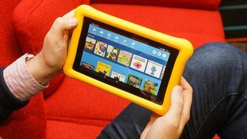 Test Amazon Fire HD 7 Kids Edition