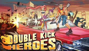 Test Double Kick Heroes