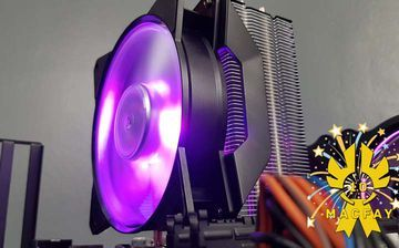 Test Cooler Master MA410P
