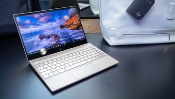 Test HP Envy 13 - 2018
