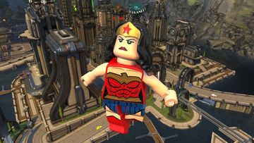 Test LEGO DC Super-Villains