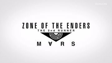 Test Zone of the Enders The Second Runner Mars