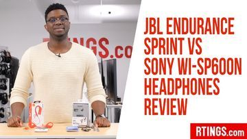 Test JBL Endurance Sprint