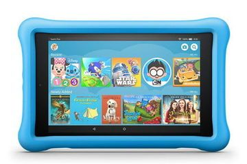 Test Amazon Fire HD 8 Kids Edition