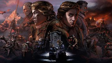 Test The Witcher Thronebreaker