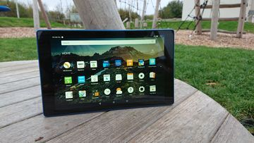 Test Amazon Fire HD 10