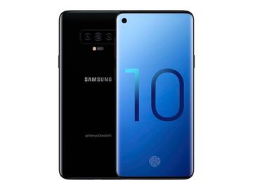 Test Samsung Galaxy S10
