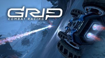 Test GRIP Combat Racing