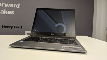 Test Acer Chromebook Spin 13