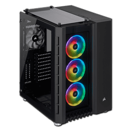 Test Corsair Crystal 680X