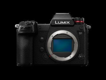 Test Panasonic Lumix S1