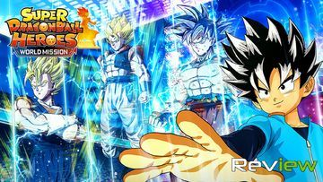 Test Dragon Ball Heroes