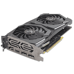 Test GeForce GTX 1650