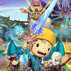 Test Snack World