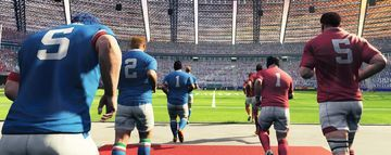 Test Rugby 20