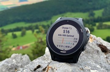 Test Garmin Forerunner 945
