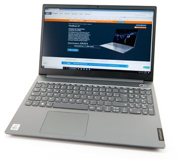 Test Lenovo ThinkBook 15