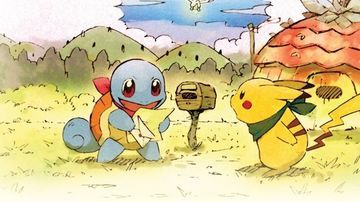 Test Pokemon Mystery Dungeon: Rescue Team DX