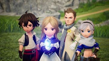 Test Bravely Default II