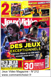 Jeux Video Magazine n°212