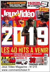 Jeux Video Magazine n°215
