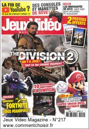 Jeux Video Magazine n°217