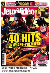 Jeux Video Magazine n°220